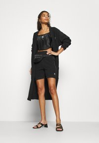 adidas Originals - KIMONO - Cardigan - black - 1