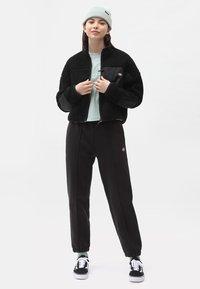 Dickies - CHUTE  - Fleece jacket - black - 1