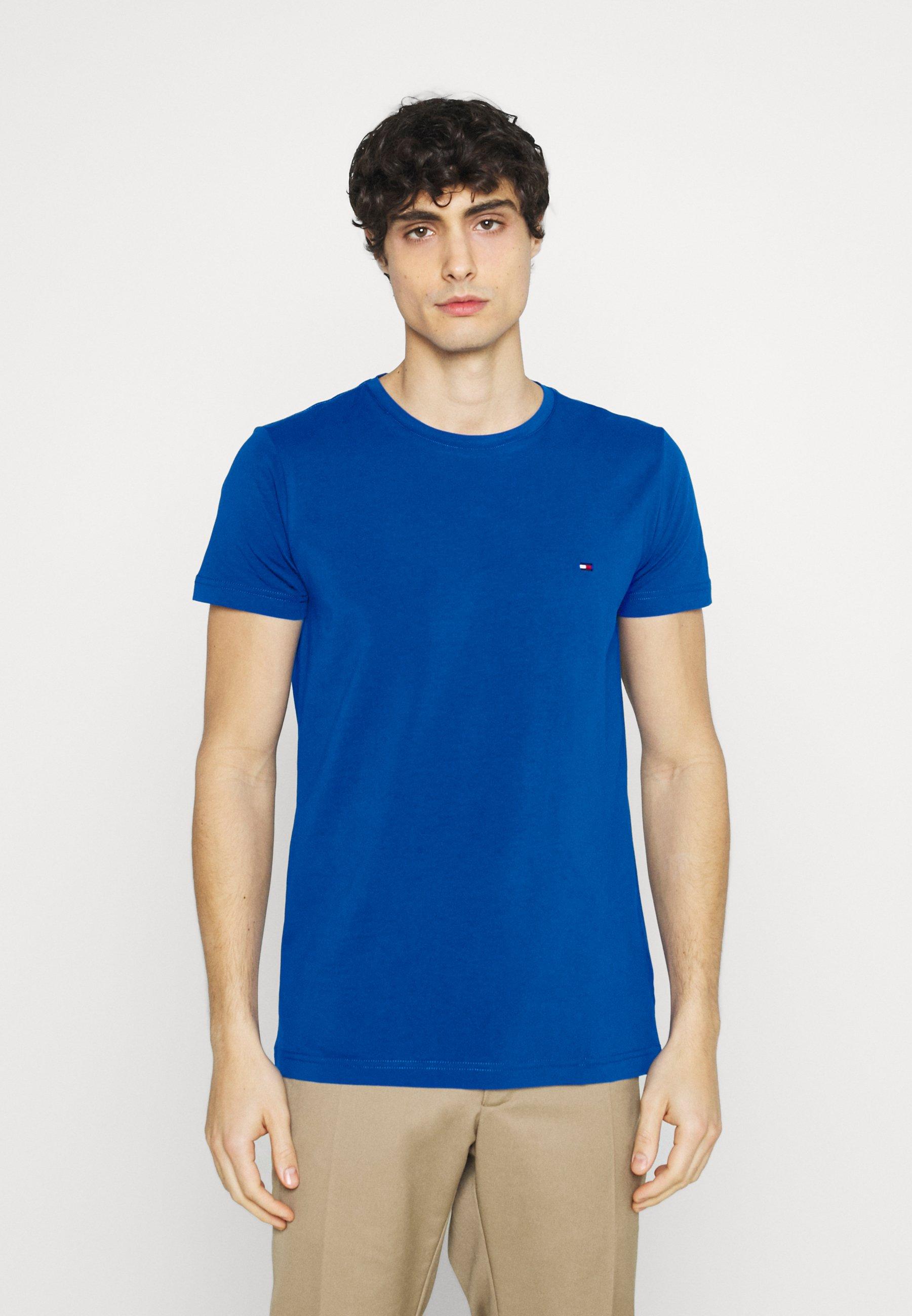 Homme STRETCH SLIM FIT TEE - T-shirt basique