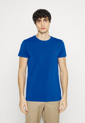 STRETCH TEE - T-shirts print - blue