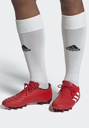 COPA 20.3 MULTI-GROUND BOOTS - Moulded stud football boots - red