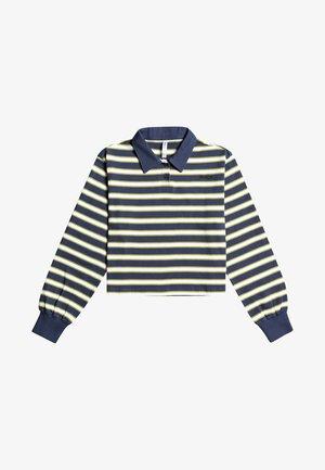 Poloshirt - moody blue