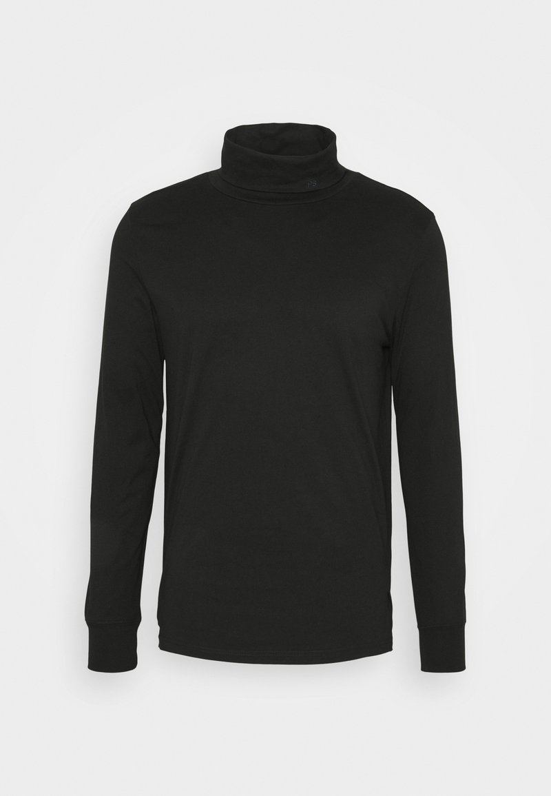 PS Paul Smith - MENS ROLL NECK - Long sleeved top - black