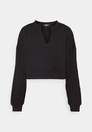 FRONT 2 PACK - Sweatshirt - black/white
