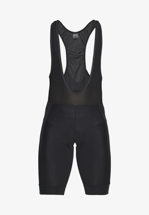 ADOPT BIB SHORTS - Leggings - black