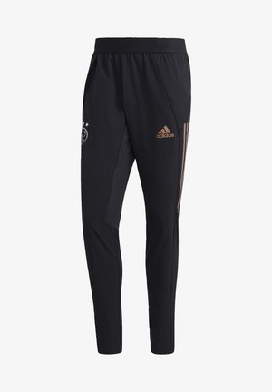 AJAX AMSTERDAM ULTIMATE TRAINING PANTS - Pantalon de survêtement - black