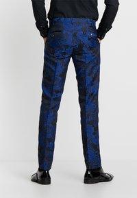 Twisted Tailor - ERSAT SUIT SLIM FIT - Completo - blue - 5
