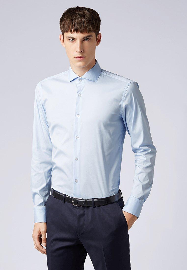 BOSS - JASON SLIM FIT  - Formal shirt - aqua