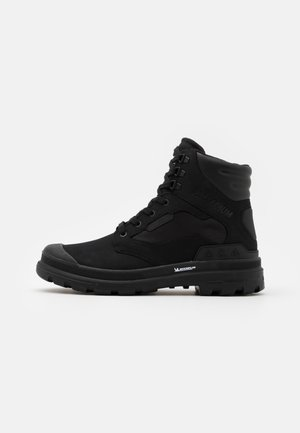 PAMPA X TECH WPN - Lace-up ankle boots - black