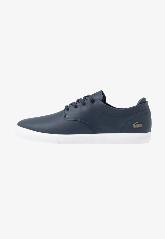 ESPARRE - Sneakers laag - navy/white