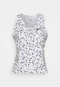 TANK  - Top - white/black