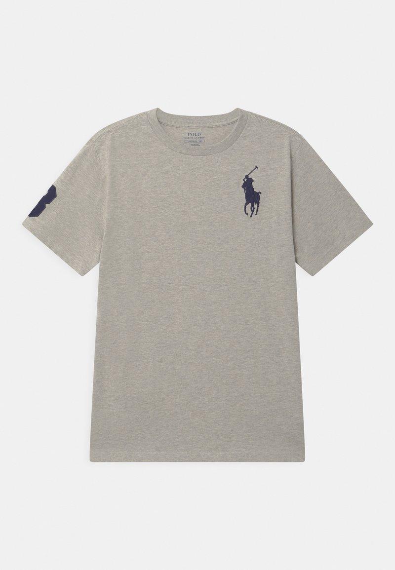 Polo Ralph Lauren - Triko spotiskem - new grey heather