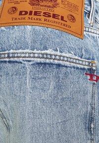 Diesel - D-KRAS-X - Straight leg jeans - light blue - 3