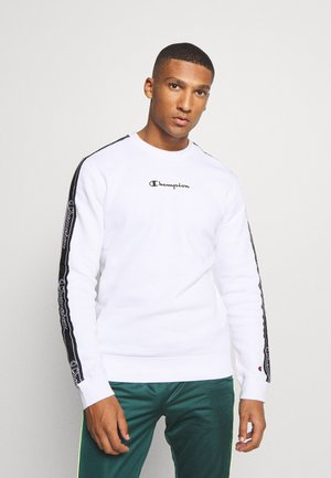 LEGACY TAPE CREWNECK - Sweatshirt - white
