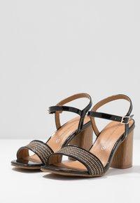 Divine Factory - High heeled sandals - noir - 4