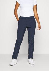 Regatta - FENTON - Trousers - navy - 0
