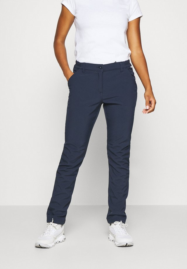 FENTON - Outdoor trousers - navy