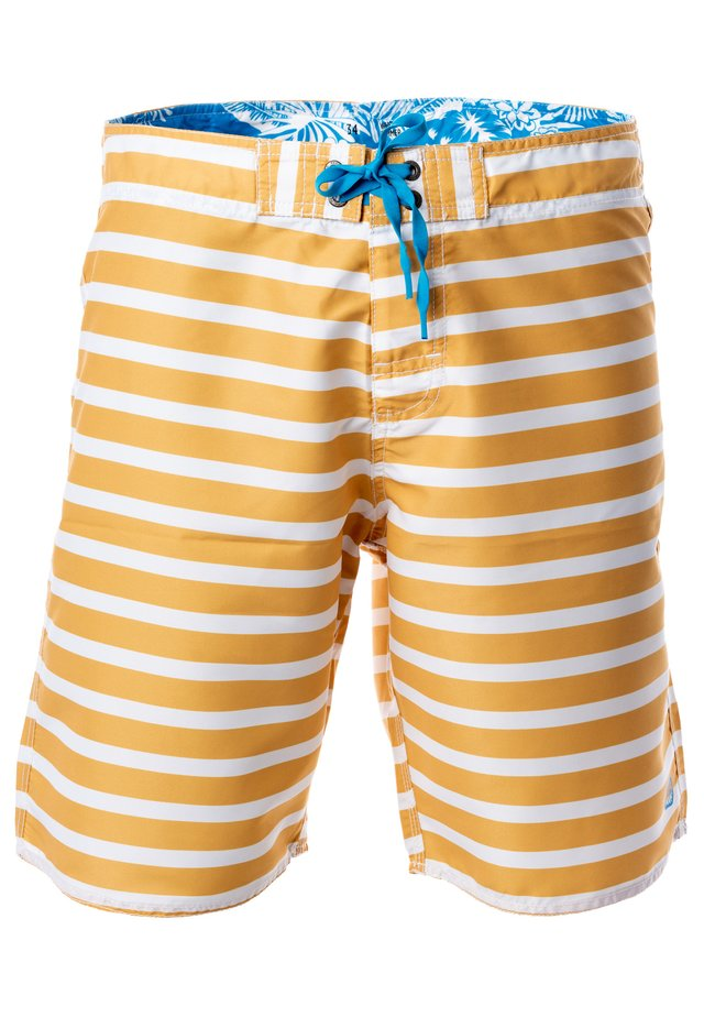 Short de bain - yellow