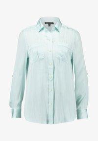 Banana Republic - DILLON UTILITY SOFT - Button-down blouse - mint - 4