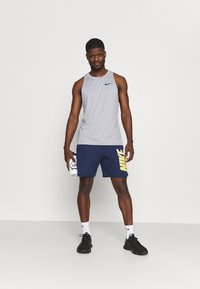 Nike Performance - TANK DRY - Top - particle grey/grey fog - 1