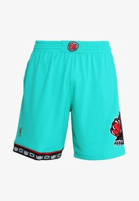 Mitchell & Ness - NBA SWINGMAN VANCOUVER GRIZZLIES - Sports shorts - teal - 5