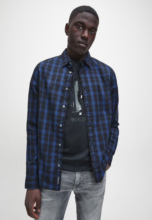 Shirt - naval blue
