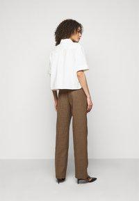 Lovechild - CALLIOPE - Button-down blouse - white - 2