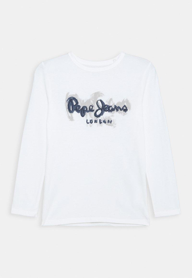 Pepe Jeans - Langarmshirt - white