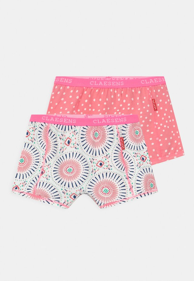 GIRLS 2 PACK - Pants - pink