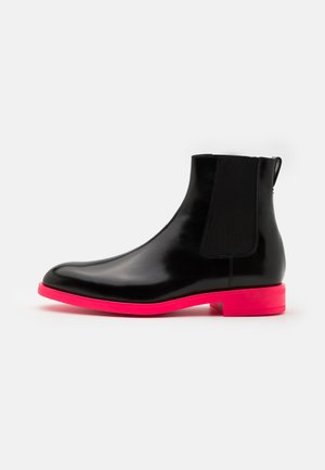 CANON - Bottines - black/pink