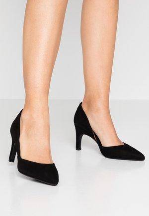 SALANA ANACONDA - Classic heels - black