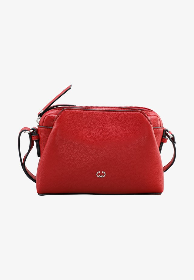 Borsa a tracolla - darkred