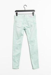 Herrlicher - Slim fit jeans - light green - 1