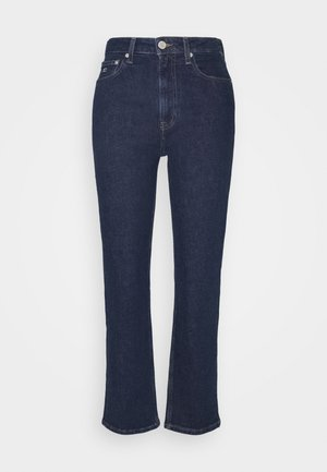 HARPER - Džíny Straight Fit - oslo dark blue