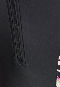 Rip Curl - BOMB UV SURFSUIT - Swimsuit - black - 2