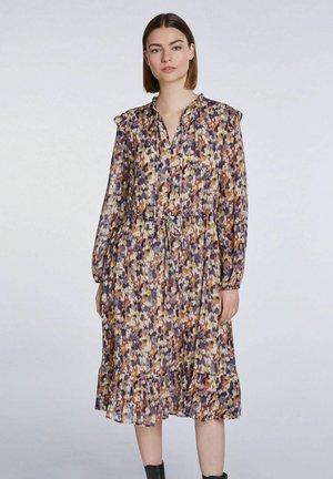 MIT FLURRY BLOSSOM PRINT - Day dress - rose violett