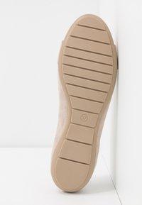 Caprice - Ballet pumps - sand - 6