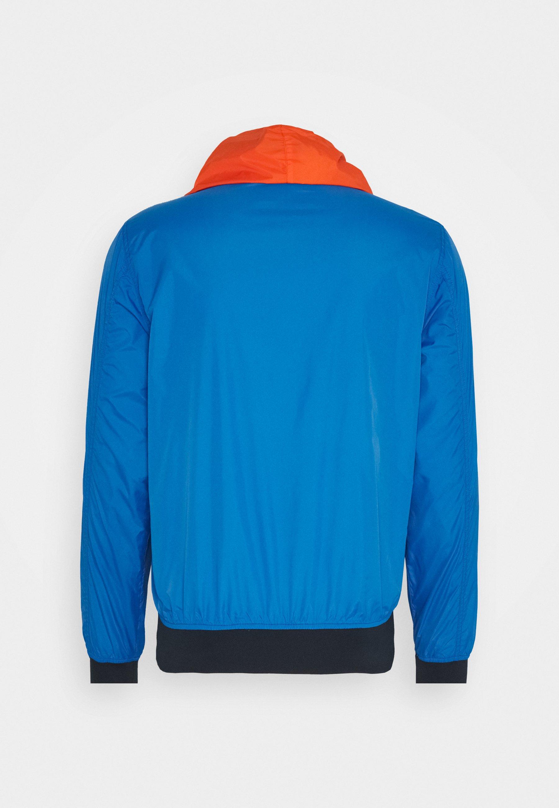 Korte jassen cobalt blue