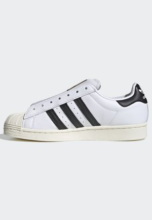ADIDAS SUPERSTAR LACELESS SNEAKER - Trainers - white