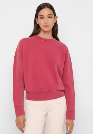 BIG BAG SKULL - Sweater - red