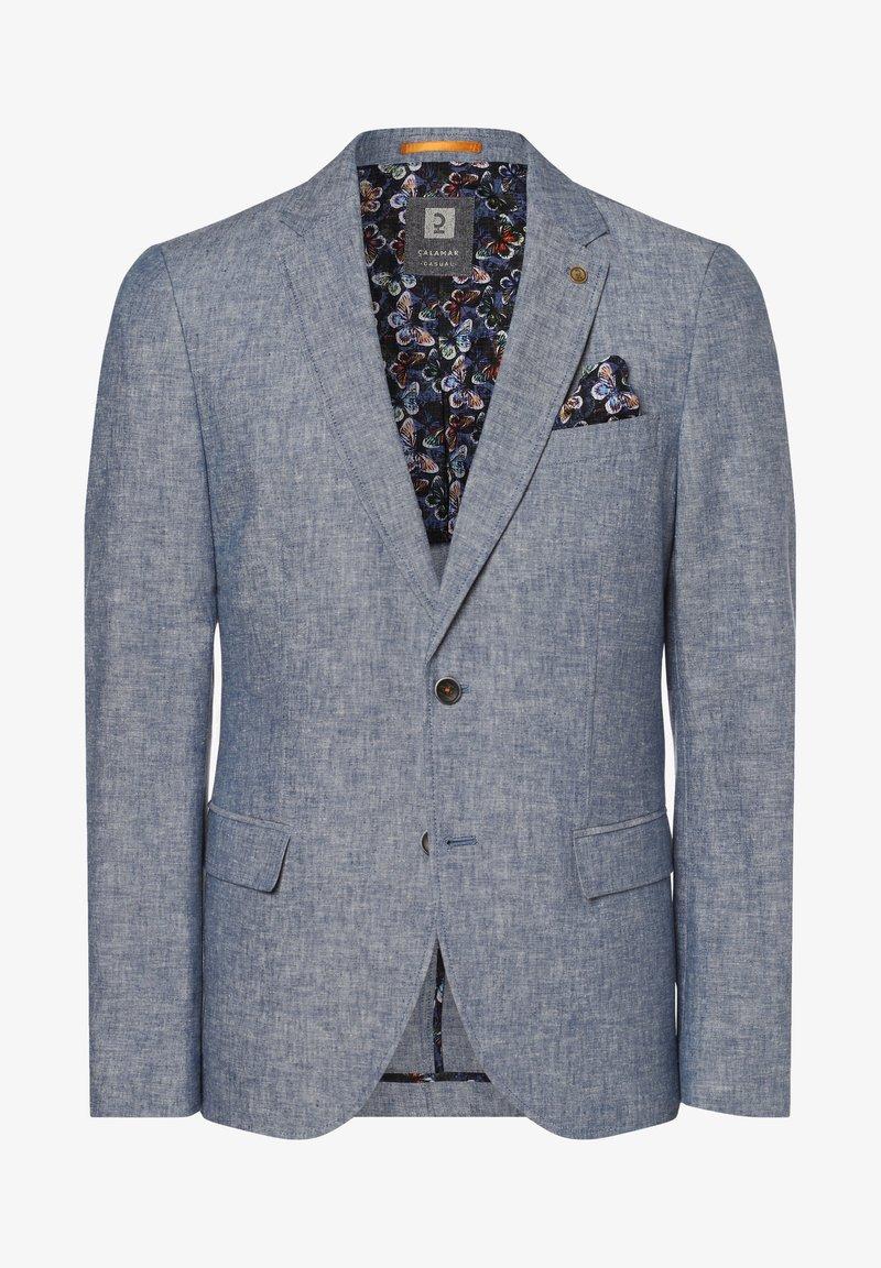 Calamar - Blazer jacket - blau