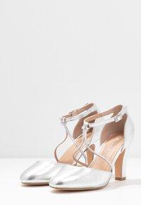 Anna Field - Zapatos altos - silver - 4