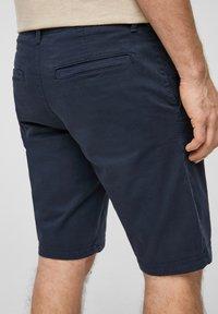 Q/S designed by - Shorts - dark blue - 3