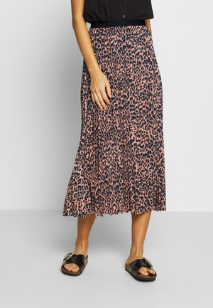 ANIA - Maxi skirt - rose