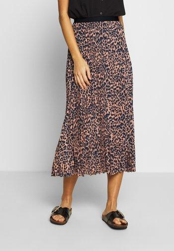 ANIA - Maxi skirt - rose