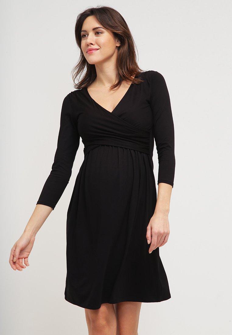 Envie de Fraise - DIVINE - Robe en jersey - black