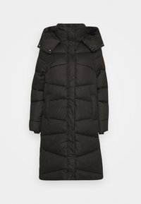 TOM TAILOR - Winter coat - deep black - 0