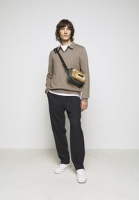 Filippa K - Jumper - dark taupe - 1