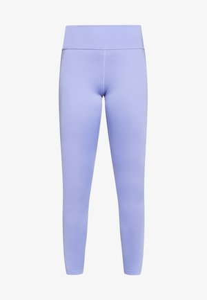 SWOOSH-RUNNING TIGHT  - Leggings - light thistle