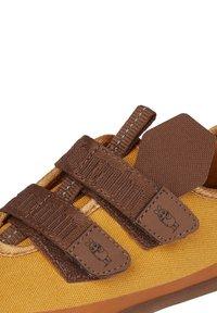 Affenzahn - Touch-strap shoes - orange - 5